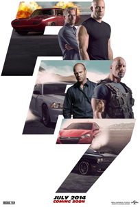 Fast & Furious 7 (Action) 2015