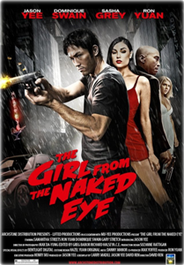The Girl from the Naked Eye (action | romance) 2012